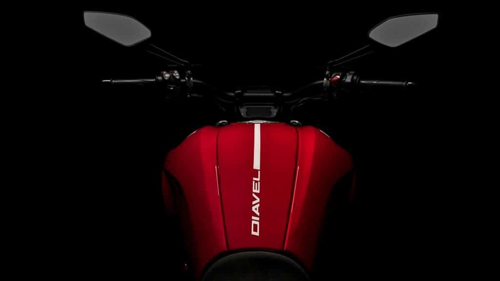 Diavel 1260 S Red