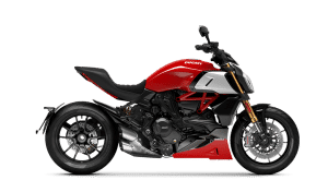 Diavel 1260 S Red 2020