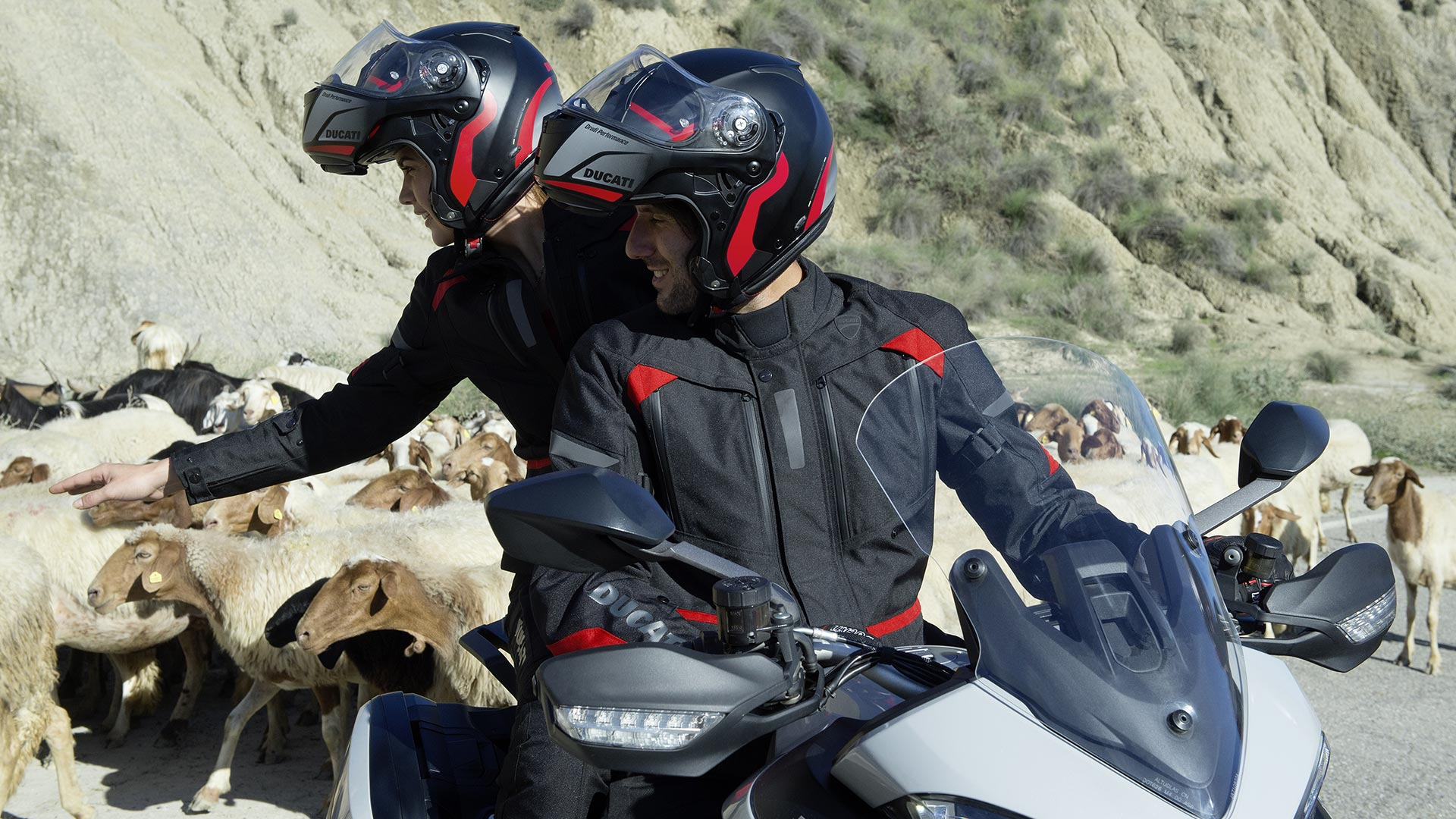 Multistrada 950 apparel