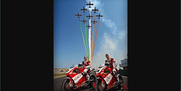 Años 2000 Ducati