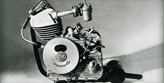 Años 40 Ducati