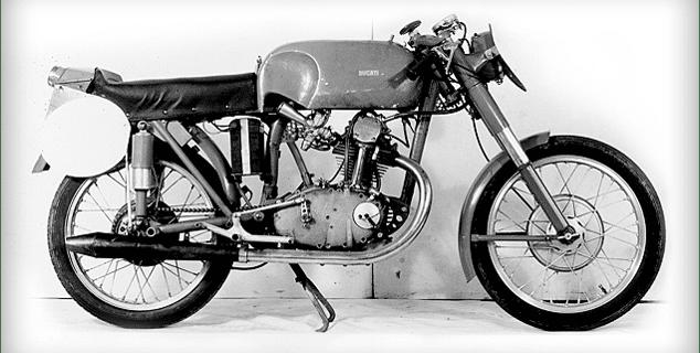 Años 50 Ducati