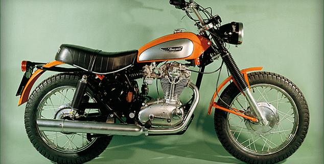 Años 60 Ducati