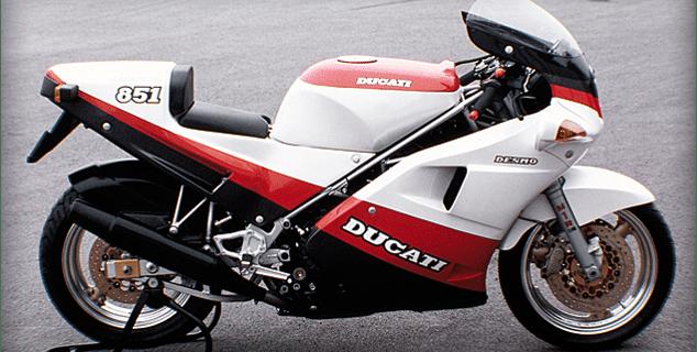 Años 80 Ducati