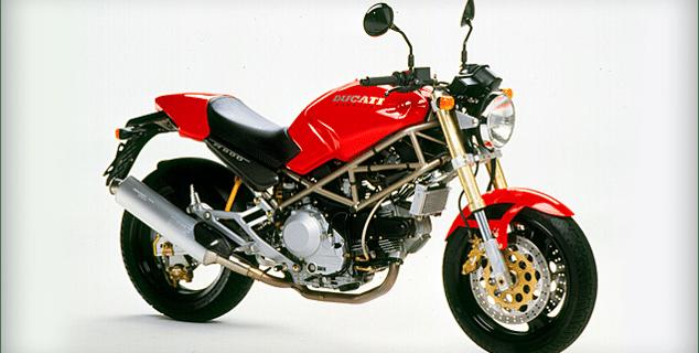 Años 90 Ducati