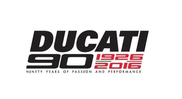 Ducati 90 aniversario