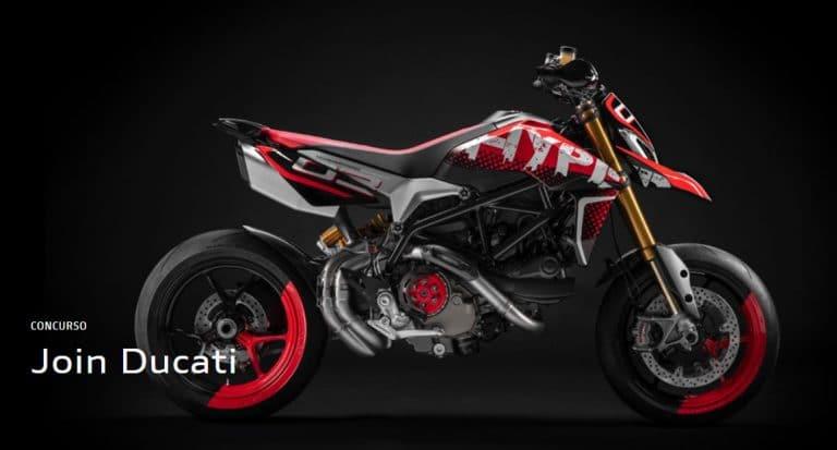 Join Ducati