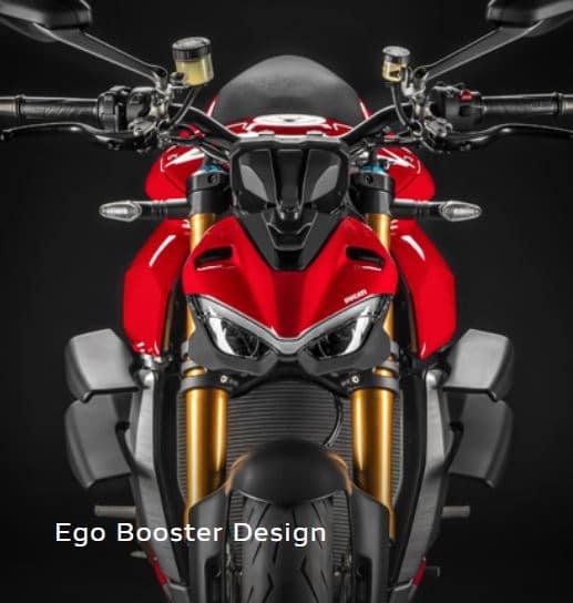 Ego booster design