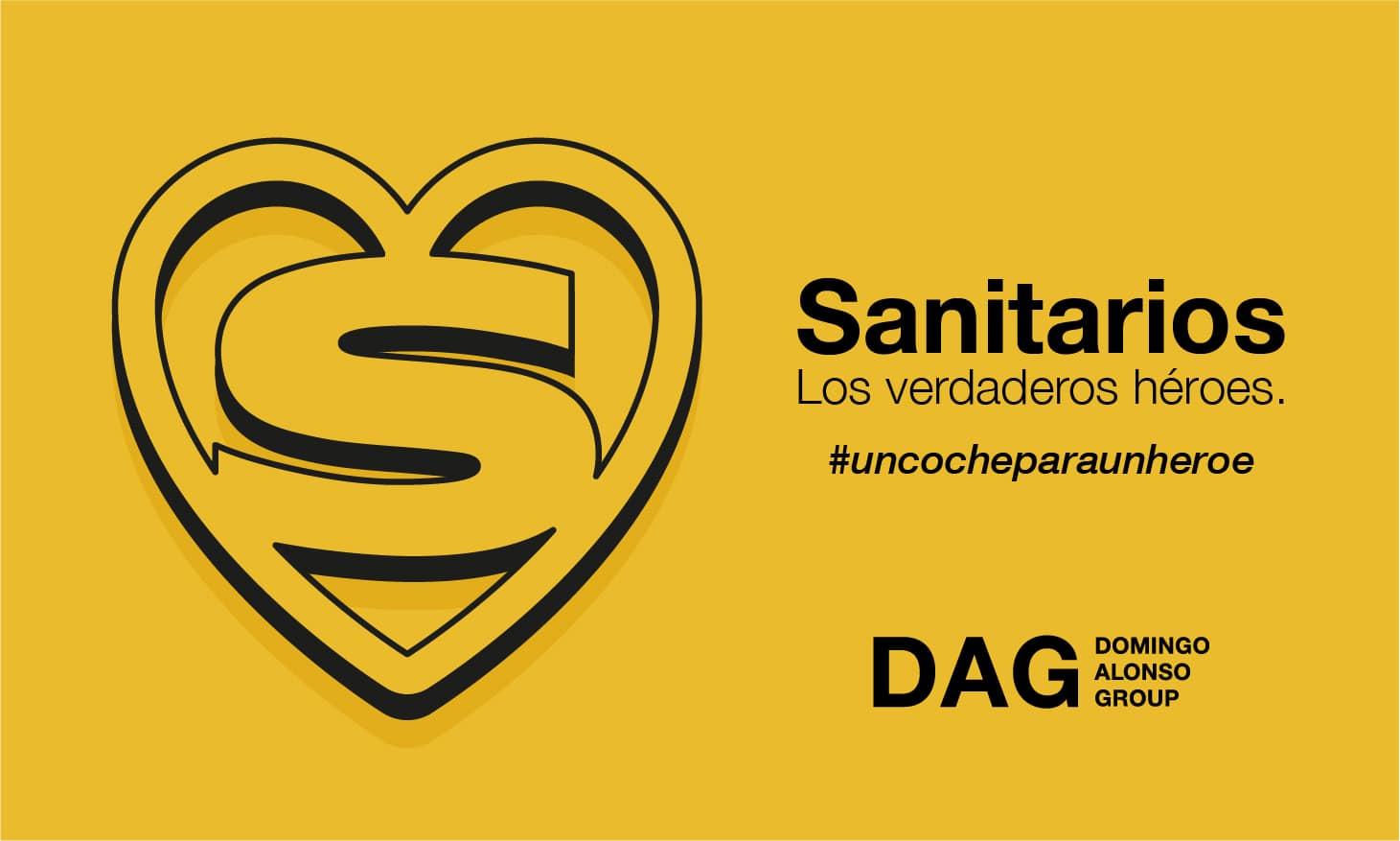 DAG Sanitarios Banner