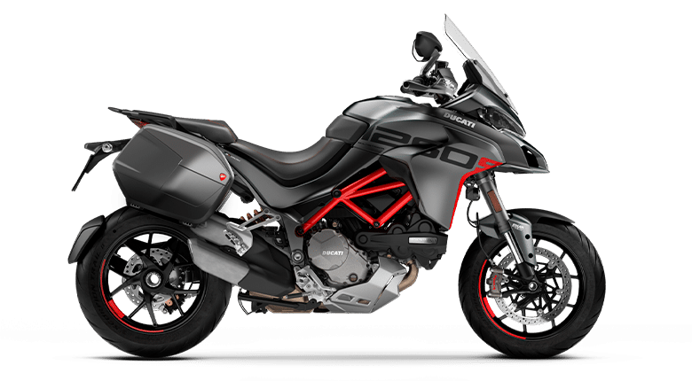 Multistrada 1260 S Grand Tour