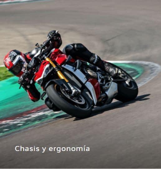 Chasis y ergonomía