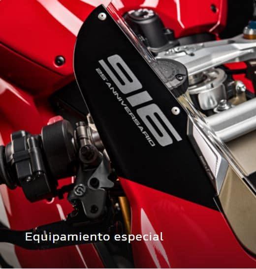 equipamiento especial