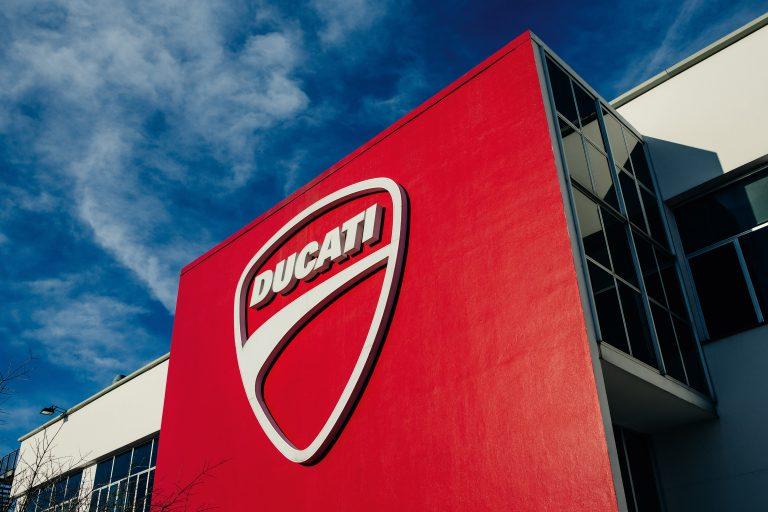 Fábrica Ducati