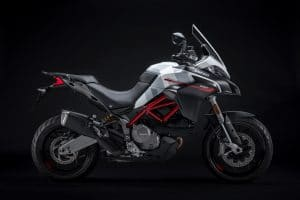 Multistrada 950 S GP White