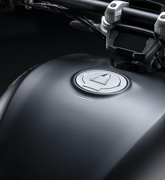 Ducati Diavel X Canarias Black